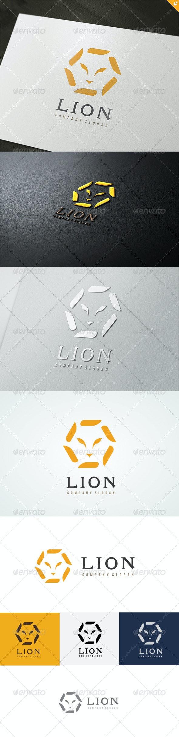 Lion Company Logo - Company Logo Templates