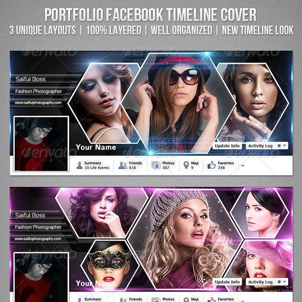 Portfolio Facebook Timeline Cover