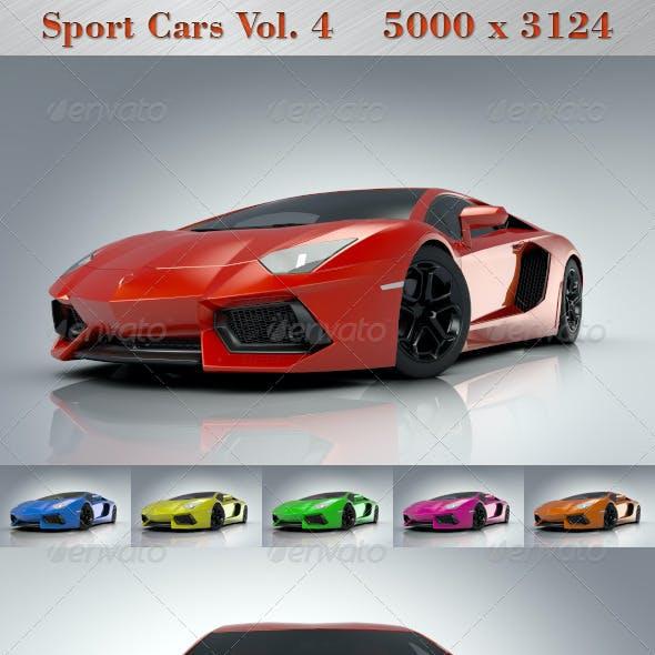 Sport Cars Vol.4