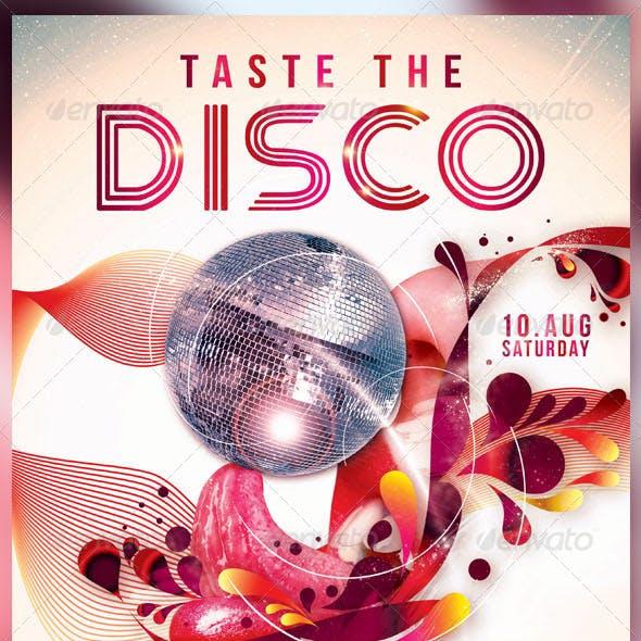 Taste The Disco/Music