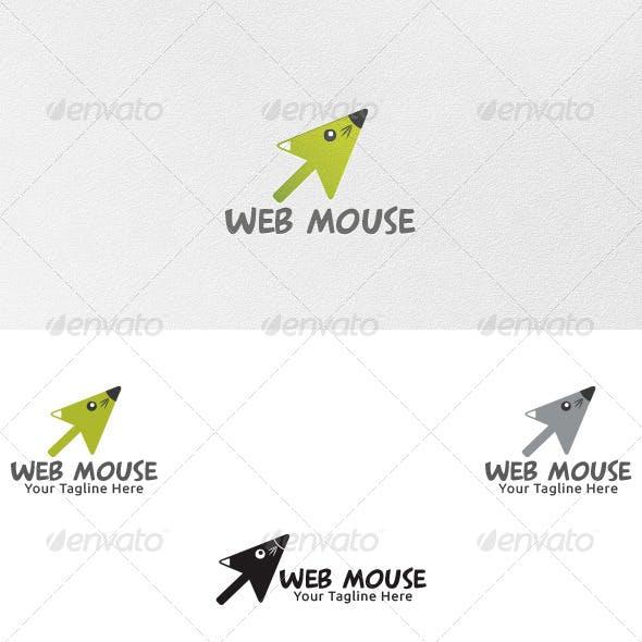 Web Mouse - Logo Template