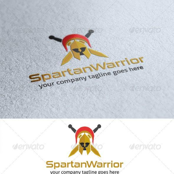Spartan Warrior Logo