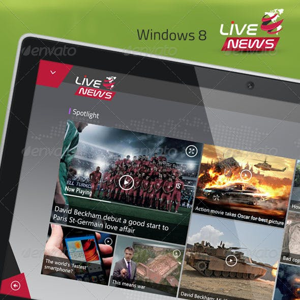 NEWS Windows 8