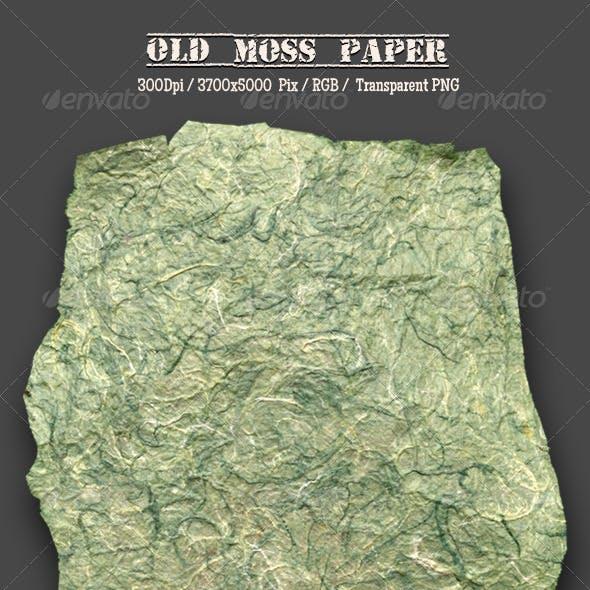 Moss Paper