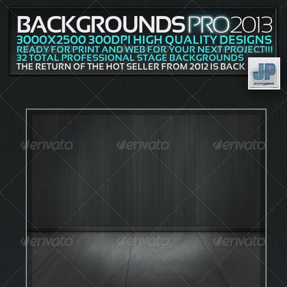 Backgrounds Pro 2013