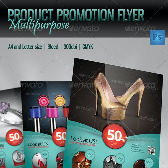 Product Flyer Multipurpose