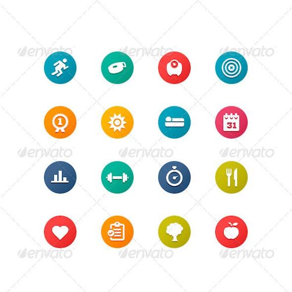 Fitness Symbols