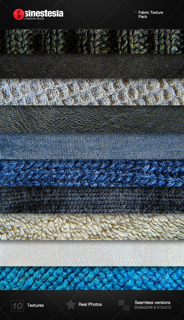 Fabric Texture Pack - Fabric Textures