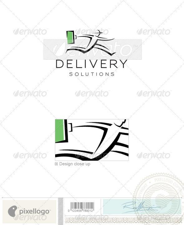 Transportation Logo - 560 - Humans Logo Templates