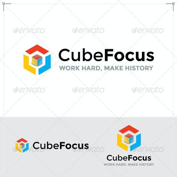 Cube Focus Logo