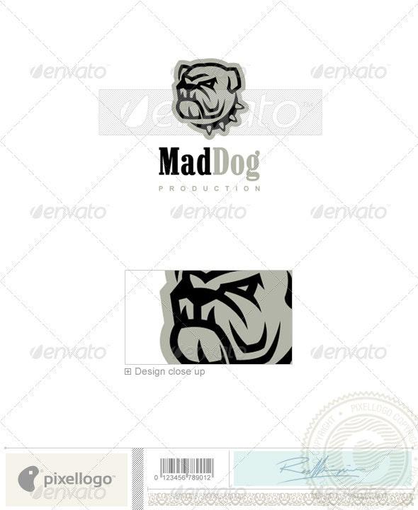 Business & Finance Logo - 480 - Animals Logo Templates