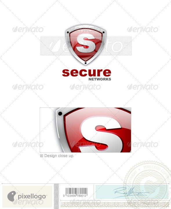 Industry & Science Logo - 3D-113 - 3d Abstract