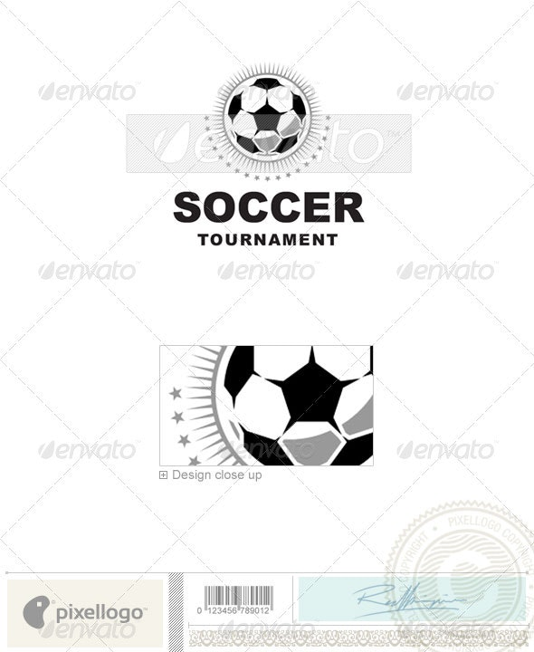 Activities & Leisure Logo - 328 - Objects Logo Templates