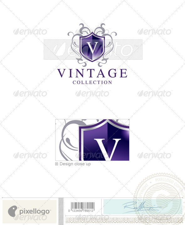 Industry & Science Logo - 2123 - Vector Abstract