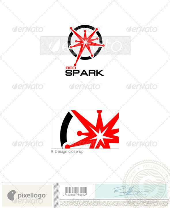 Business & Finance Logo - 1031 - Vector Abstract