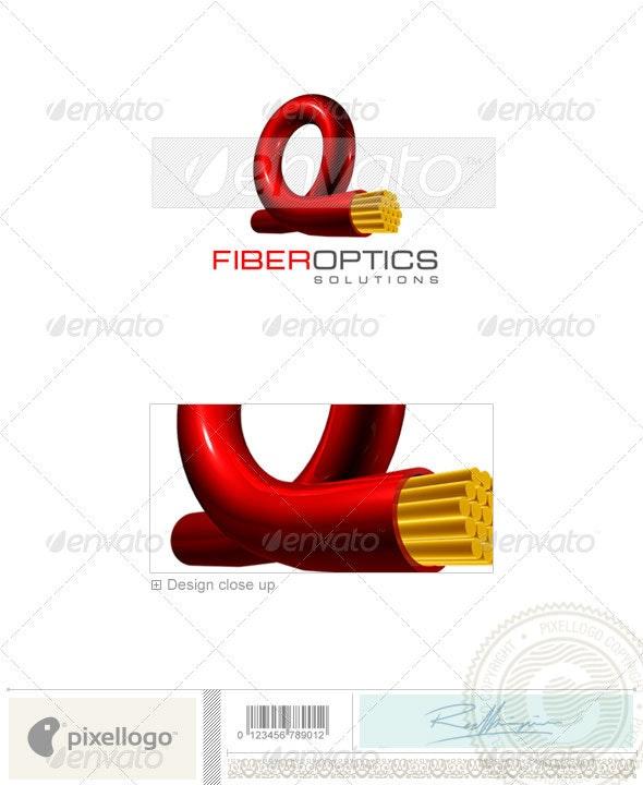 Technology Logo - 3D-252 - 3d Abstract