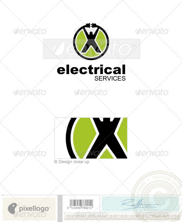 Industry & Science Logo - 784 - Vector Abstract