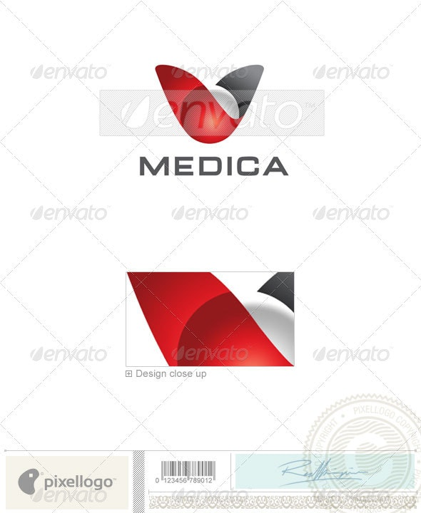Industry & Science Logo - 2100 - Vector Abstract