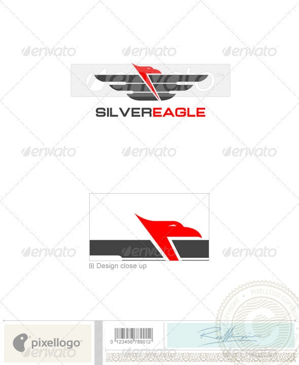 Transport Logo - 1019 - Animals Logo Templates