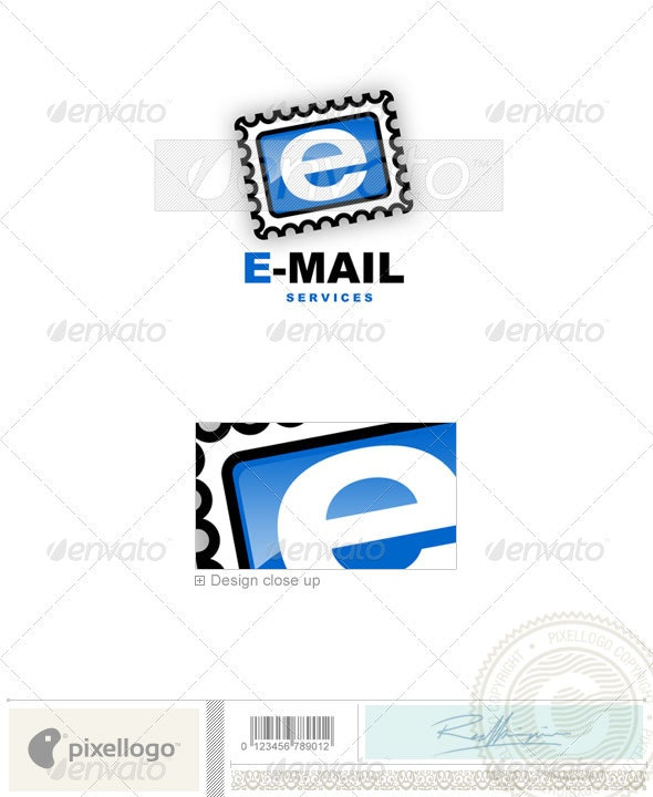 Technology Logo - 114 - Objects Logo Templates