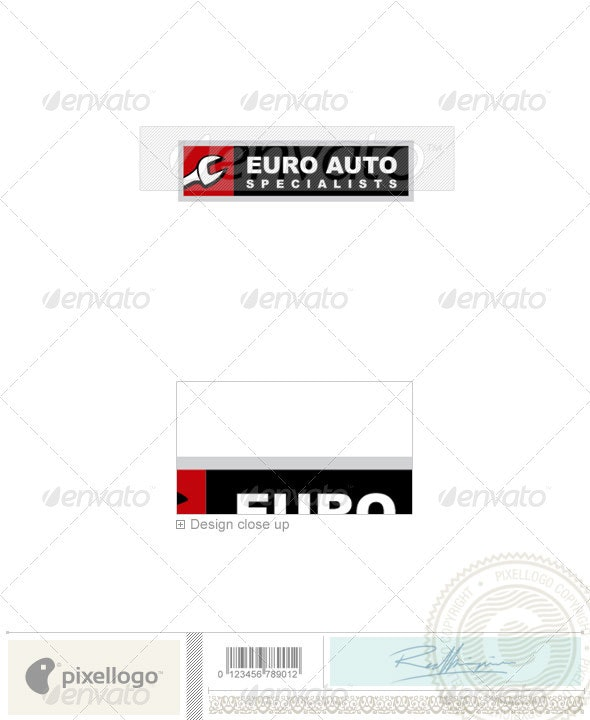 Industry & Science Logo - 2176 - Objects Logo Templates