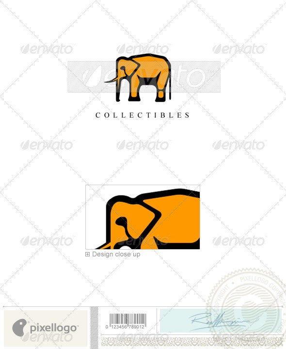 Nature & Animals Logo - 1062 - Animals Logo Templates
