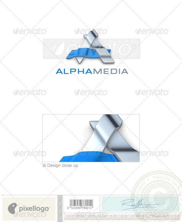Activities & Leisure Logo - 3D-337 - 3d Abstract