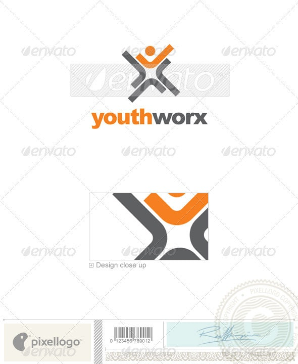Business & Finance Logo - 299 - Vector Abstract