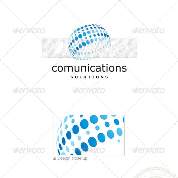 Communications Logo - 2225