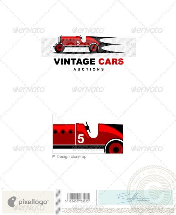 Transport Logo - 167 - Objects Logo Templates