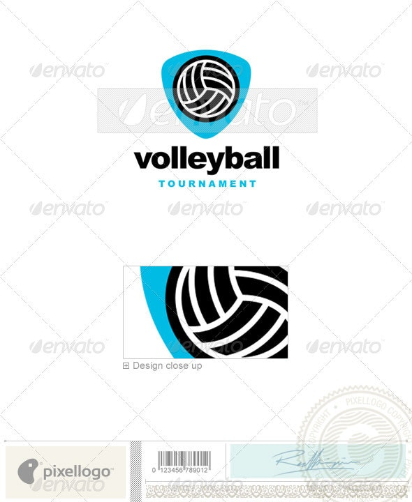 Activities & Leisure Logo - 311 - Objects Logo Templates