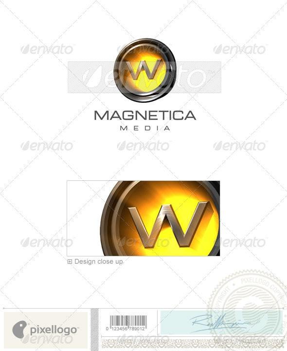 W Logo - 3D-238-W - Letters Logo Templates