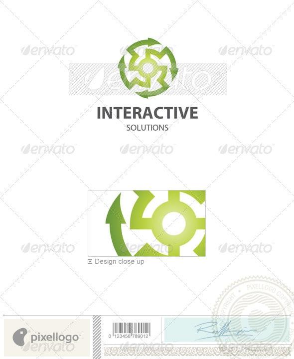 Technology Logo - 66 - Vector Abstract