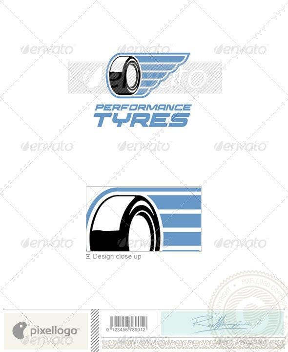 Transport Logo - 386 - Objects Logo Templates