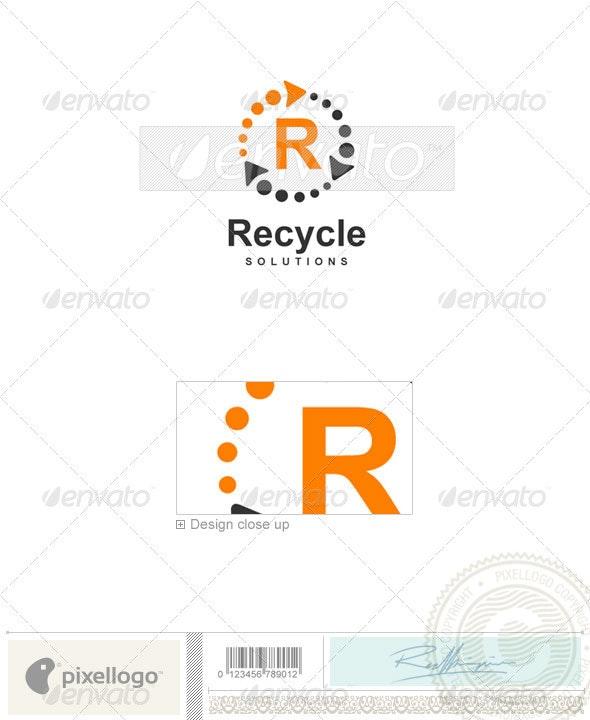 Communications Logo - 554 - Letters Logo Templates