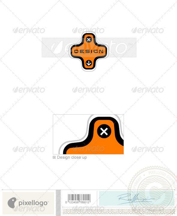 Technology Logo - 694 - Objects Logo Templates