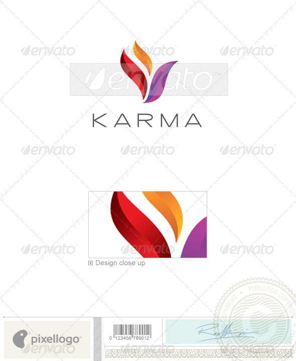 Print & Design Logo - 2245 - Nature Logo Templates