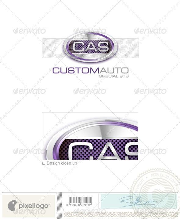 Transport Logo - 3D-481 - 3d Abstract