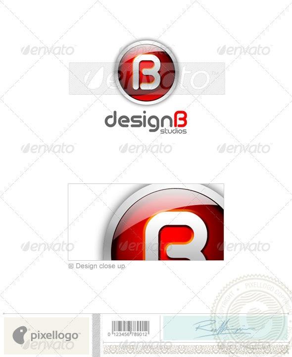 Print & Design Logo - 3D-139 - 3d Abstract