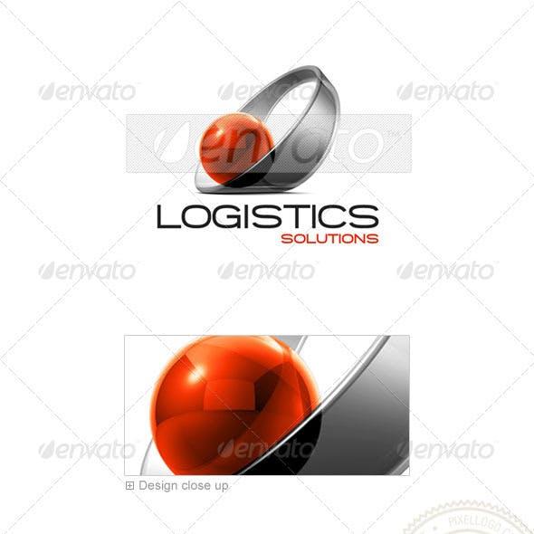 Communications Logo - 3D-410