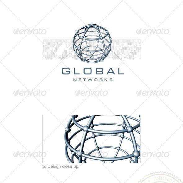 Communications Logo - 3D-234