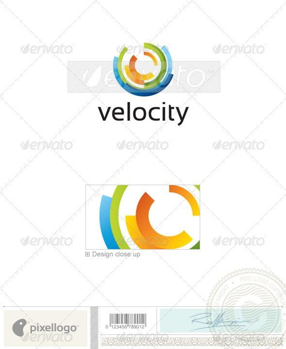 Abstract Logo - 2187 - Vector Abstract