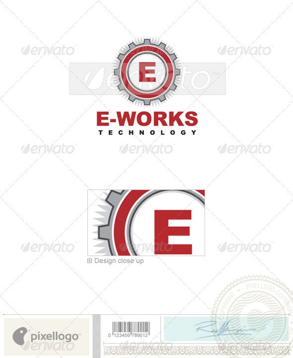 Industry & Science Logo - 1 - Objects Logo Templates