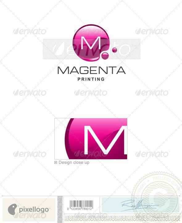 Print & Design Logo - 1940 - Vector Abstract