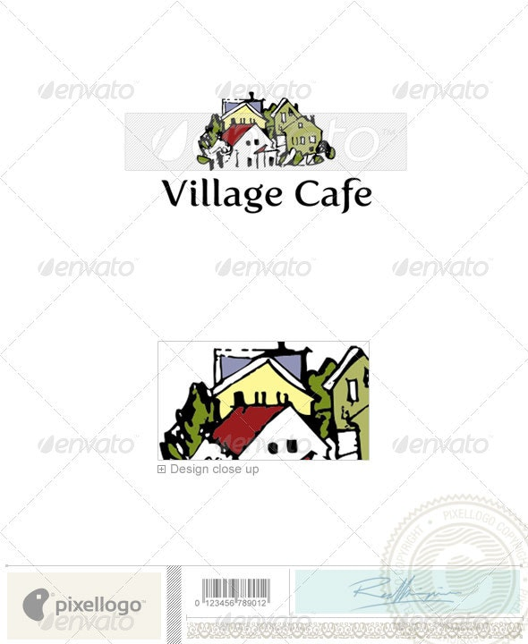 Activities & Leisure Logo - 1792 - Buildings Logo Templates