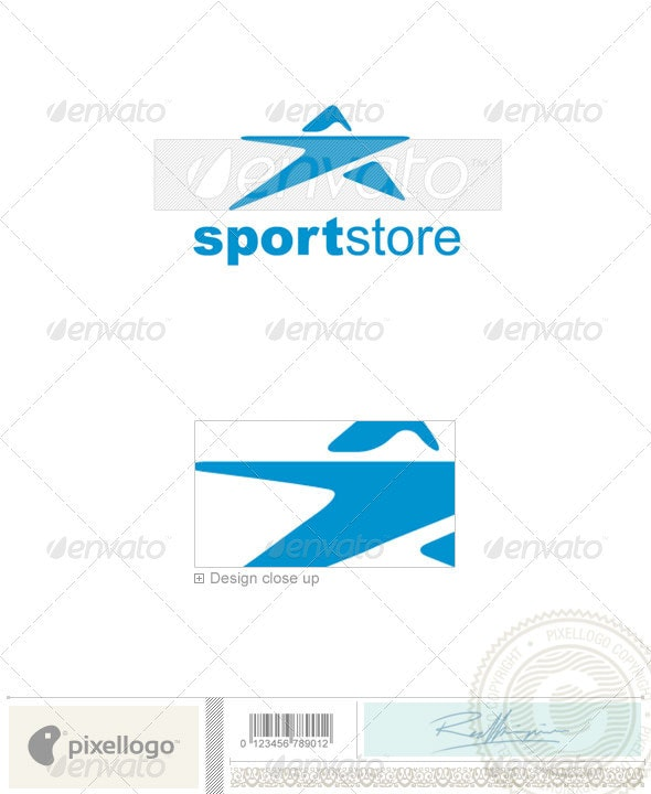 Business & Finance Logo - 287 - Vector Abstract