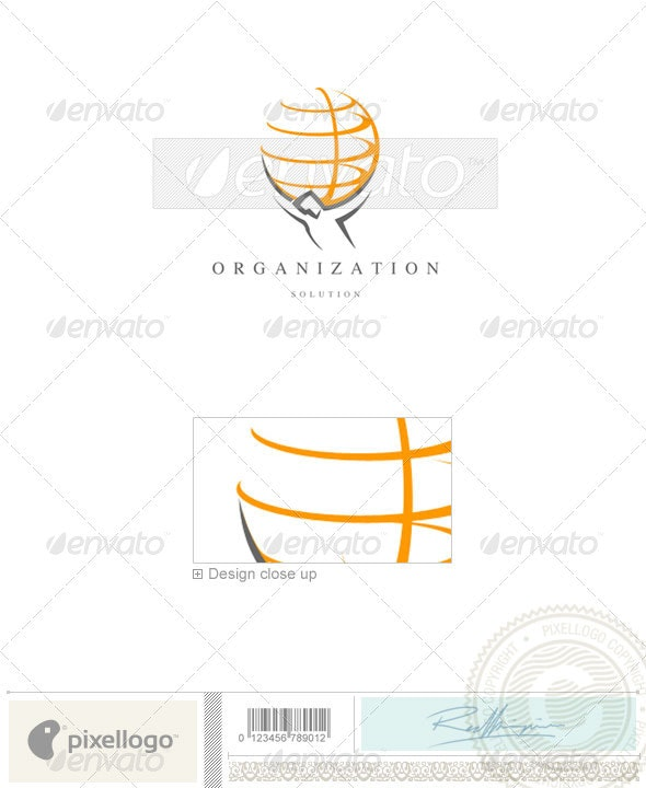 Business & Finance Logo - 526 - Vector Abstract