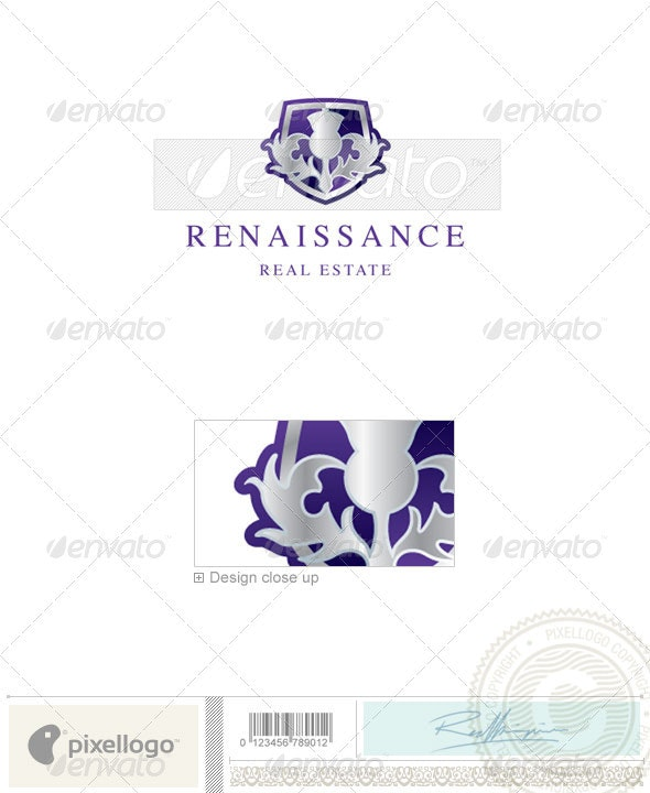 Home & Office Logo - 2119 - Buildings Logo Templates