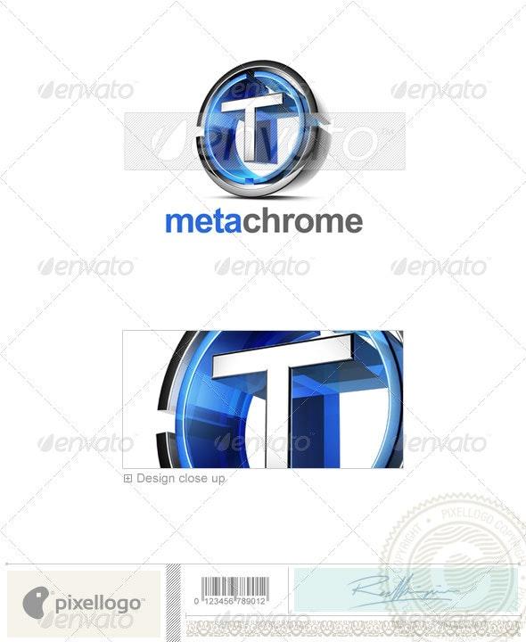 T Logo - 3D-476-T - Letters Logo Templates