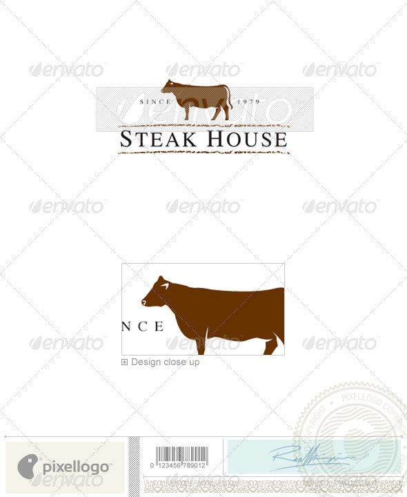 Activities & Leisure Logo - 1587 - Animals Logo Templates